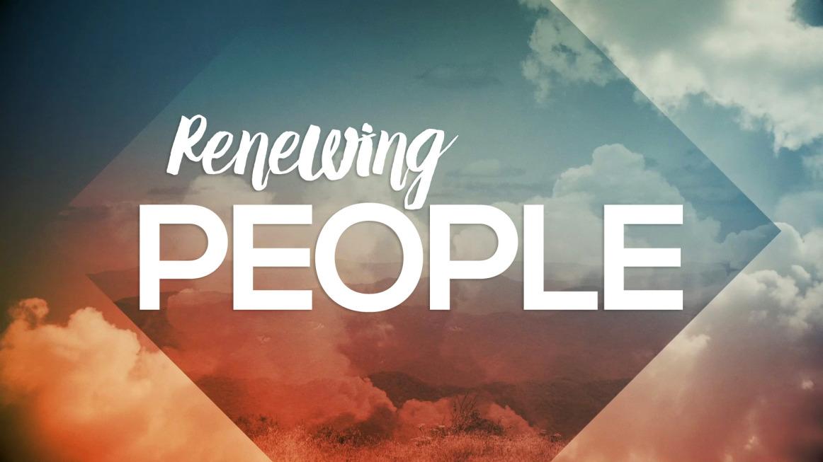 Renewing People
