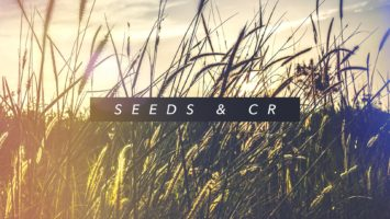 Seeds and CR
