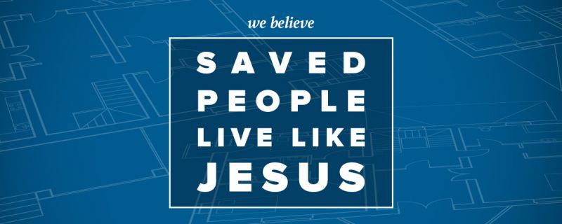 Saved People Like Like Jesus